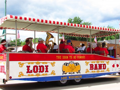 Lodi Soon to be Famous Band