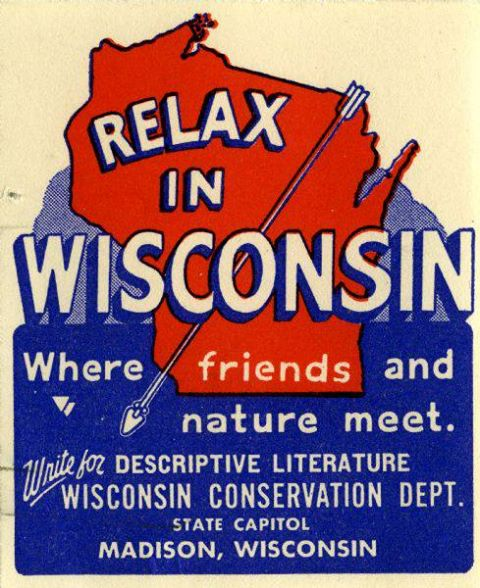Relax in Wisconsin