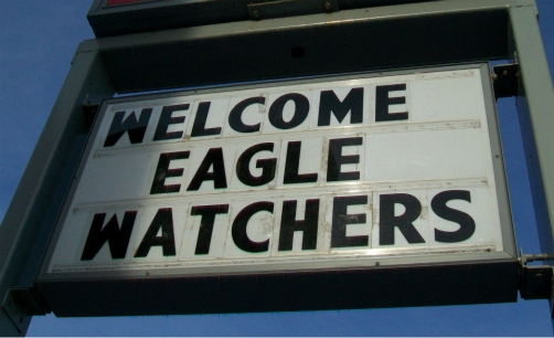 WelcomeEagleWatchers