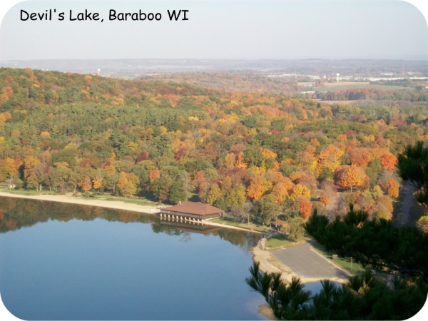 Devils Lake Fall 2010