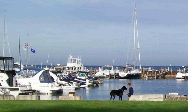 Door County Marina 2011