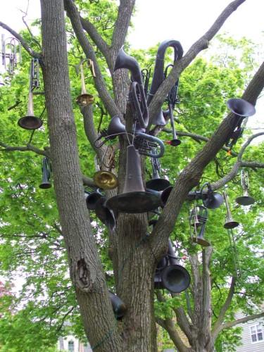 Horn Tree