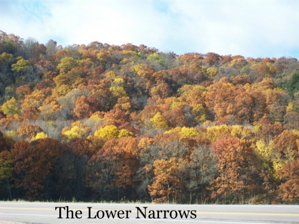 Baraboo Lower Narrows_10-20-12