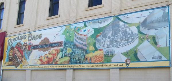 Baraboo Mural