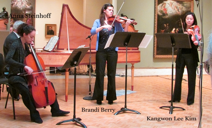 The Madison Bach Musicians