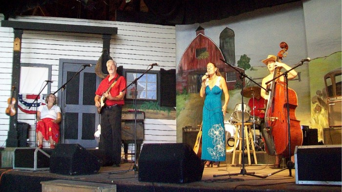 Wisconsin Opry Ensemble at Dells