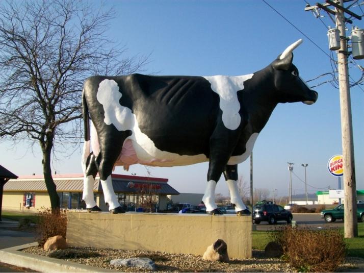 Sissy Cow