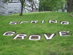 Spring Grove Cemetary