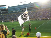 Green Bay Packer Game