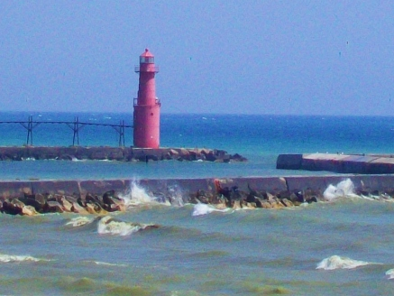 Lighthouse Afternoon