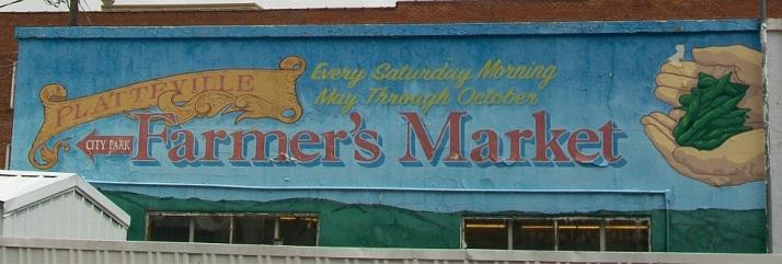 Farmers Market Mural 673