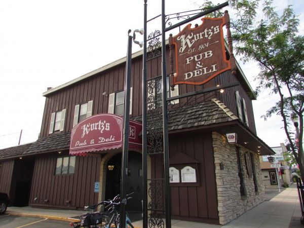 Kurtze's Pub and Deli in Two Rivers