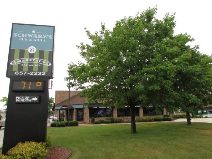 Schwarz's Pub and Grill in Two Rivers