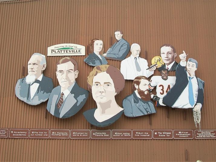 Platteville Pioneers