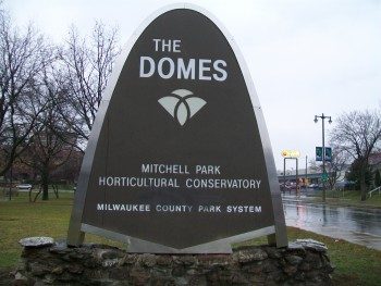 Mitchell Domes Sign