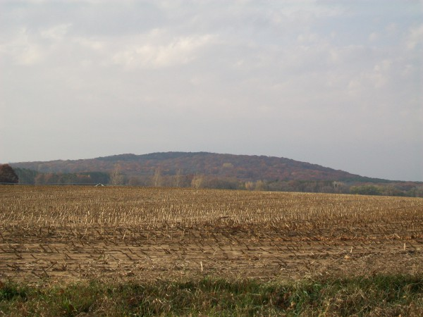 Observatory Hill near Montello