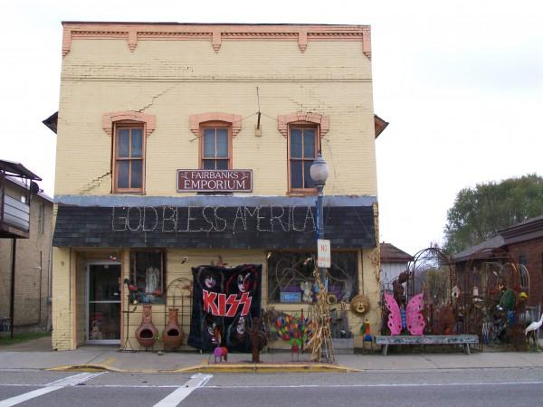 Fairbanks Emporium in Montello