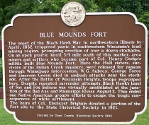 Blue Mounds Fort