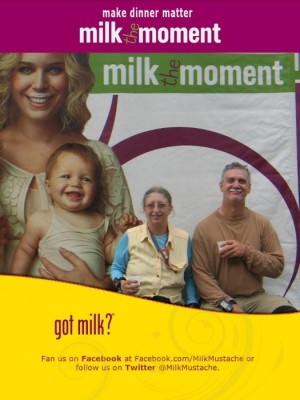 Got Milk Campaign photo