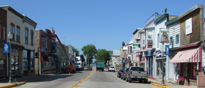 Downtown Montello