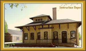 Frametext Interurban Depot