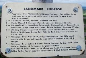 Landmark Locator