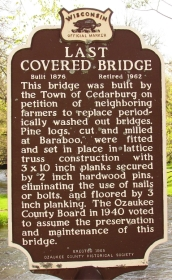 Last Covered Bridge sign_2645