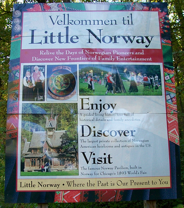 Little Norway info