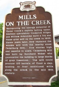 Mills on the Creek