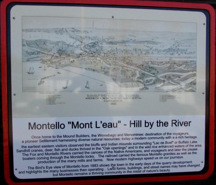 Montello History