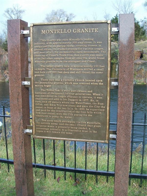 MontelloGranite