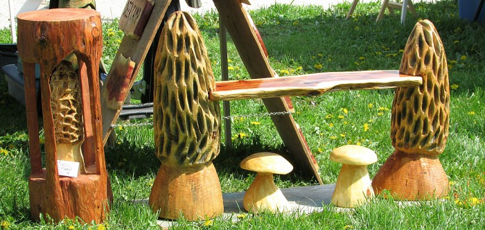 Morel bench