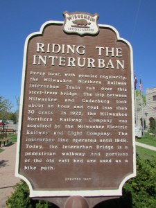 Riding the Interurban
