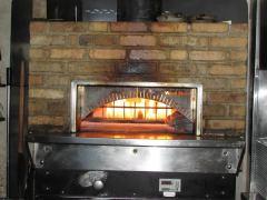 Stone Hearth Oven