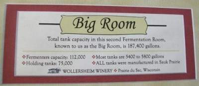 Big Room facts
