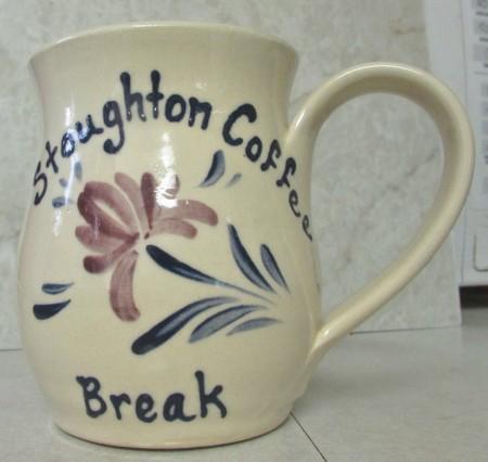 Stoughton Coffee Break Festival mug 2013