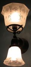 Light fixture crop