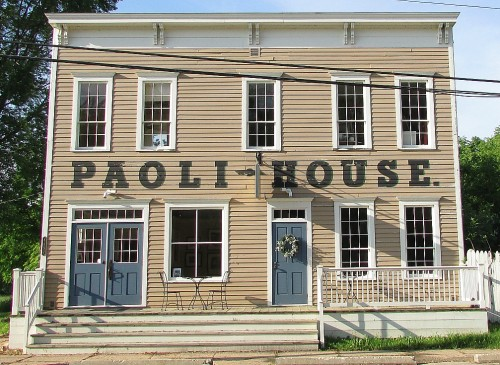 Paoli House Gallery