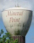 Mineral Point Water tower