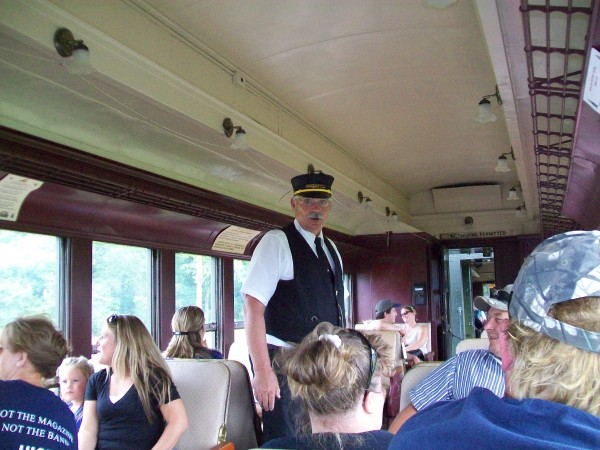 Railroad Conductor