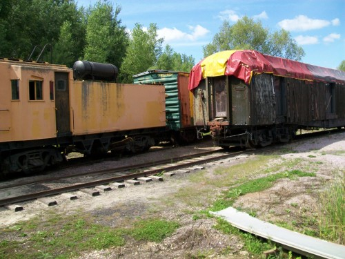 Train Car restorations