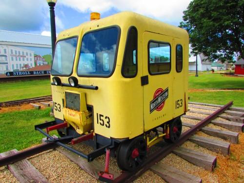 Northwestern Railroad Maintenance Car