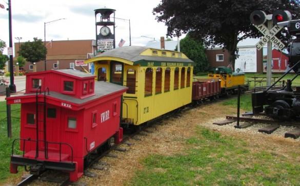 Fennimore Train ride