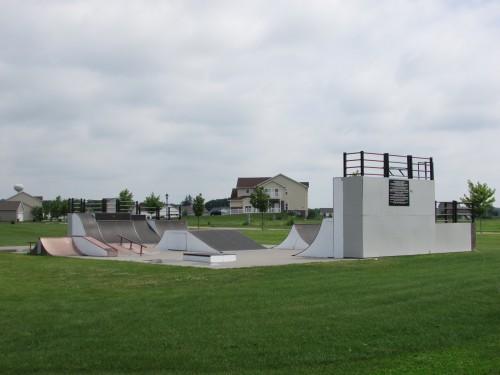 Marshall Skateboard Park