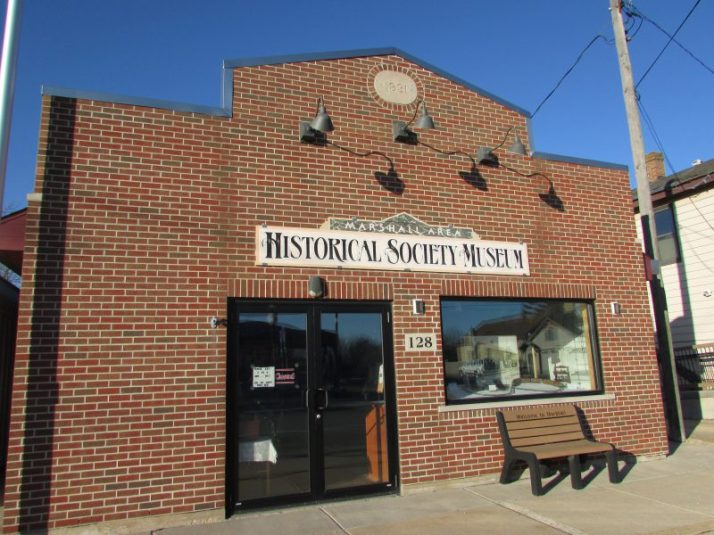 Marshall Area Historical Society Museum