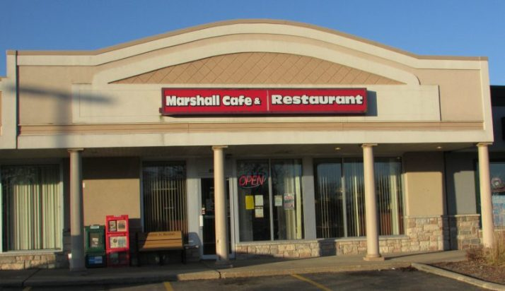 Marshall Cafe and Restaurant