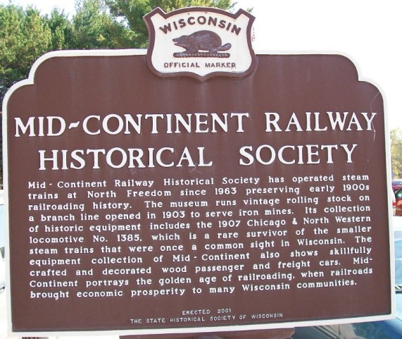Mid-Continent Railway Historical Society