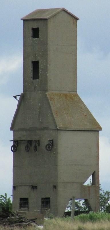 Railroad Coal Tower