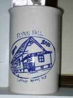 Flynn Hall Centennial Crock