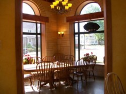 Olde Town Coffee House in Cottage Grove WI Dining Room